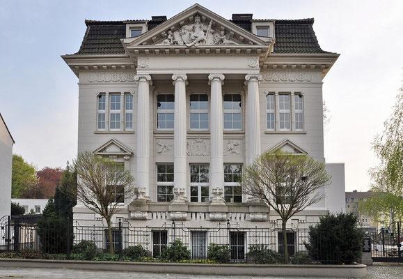 Villa, Prinz - Friedrich - Karlstr., Dortmund