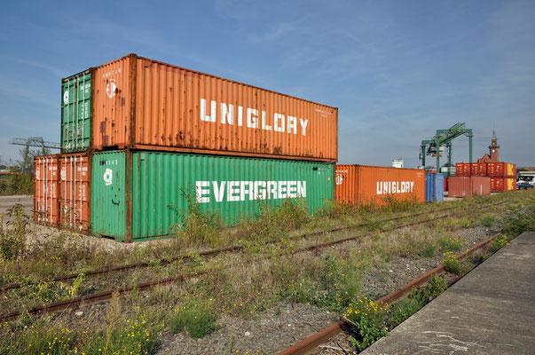 CTD Containerterminal Dortmund