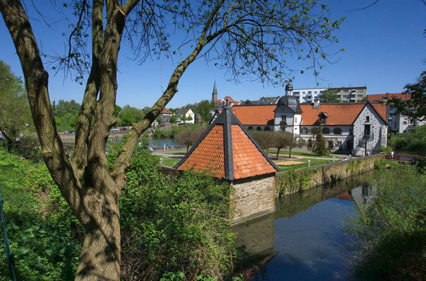 Wasserschloss Haus Rodenberg, Do-Aplerbeck | Mai 2016