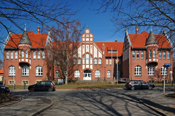 ehem. Wohlfahrtsgebäude, Dortmund - Eving, Nollendorfplatz