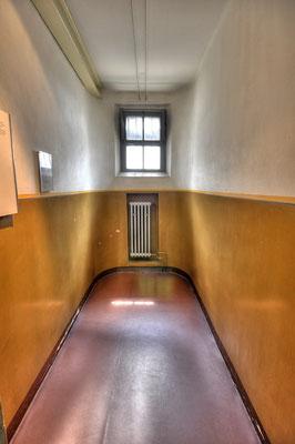 Steinwache, Dortmund - Rekonstruktion einer Isolierzelle