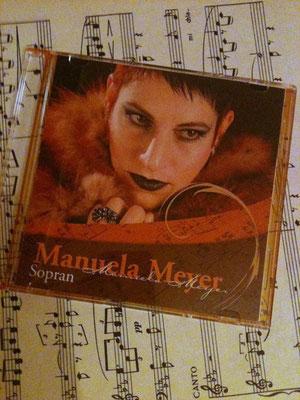 Manuela Meyer, Sopranistin
