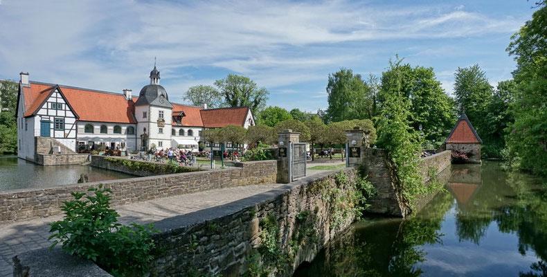 Wasserschloss Haus Rodenberg, Do-Aplerbeck