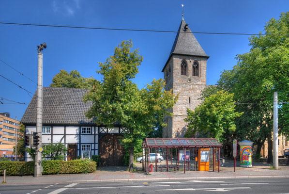 Fotograf Dortmund Brackel denkmalgeschützter sakralbau dortmund professionelle fotografie