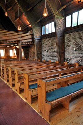 Ev. Paul-Gerhardt-Kirche, Dortmund, Markgrafenstr.