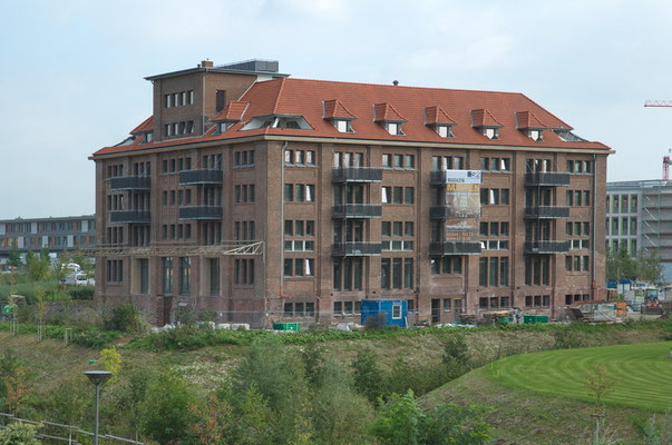 Phoenix - See, Dortmund - Hauptmagazingebäude 2014