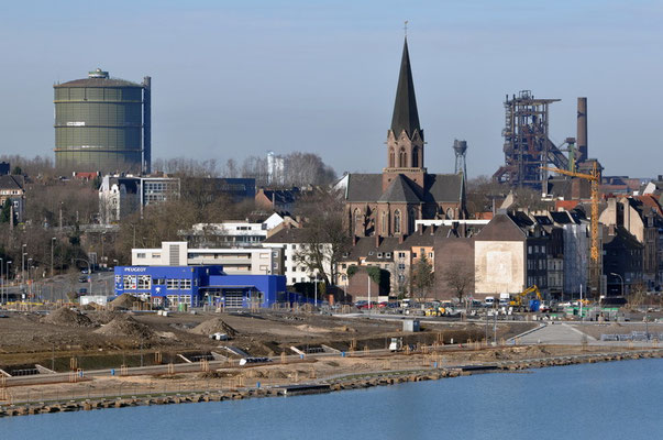 Phoenix - See, Dortmund - März 2011