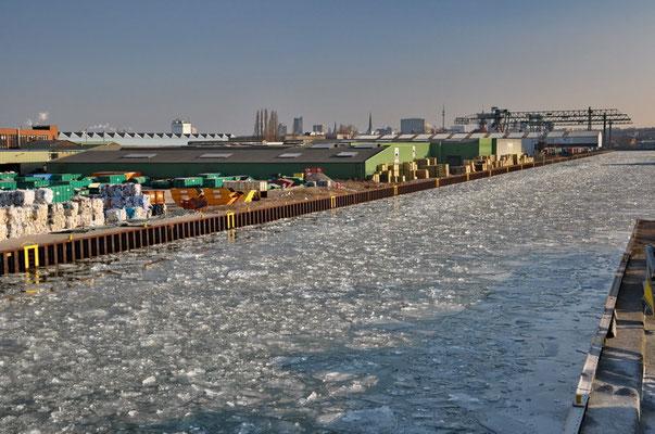 Kanalhafen Dortmund