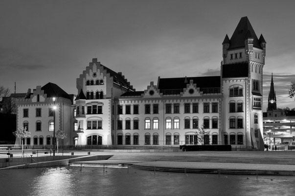 Hörder Burg, Dortmund - November 2011