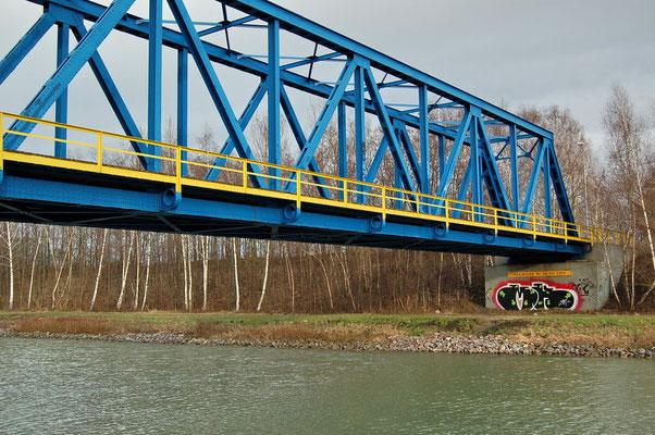 IKEA Brücke, Dortmund - Ellinghausen