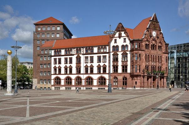 li. 50er Jahre Stadthaus, Olpe, Dortmund