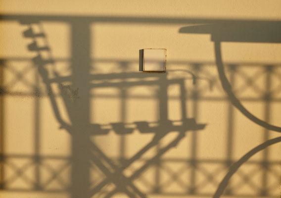 Schattenspiel in Koroni