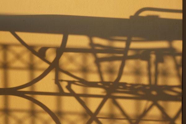 Sitzgelegenheit Schatten
