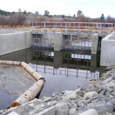 Nicola Dam