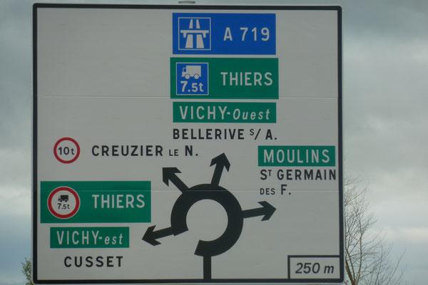 Arrivée depuis Saint Rémy