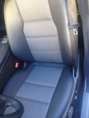 Réparation de siège
