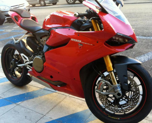 Selle design panigale
