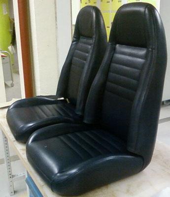 sièges en cuir