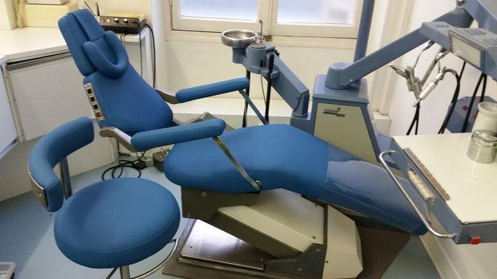 Sellerie pour salle d'opération