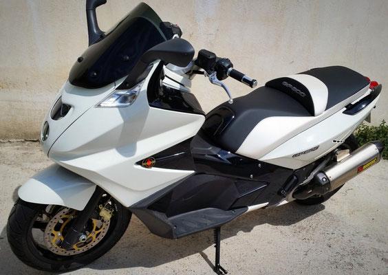 gp800 blanc