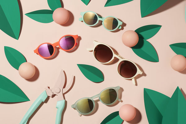 IZIPIZI occhiali da sole per bambini (foto: facebook IZIPIZIparis)