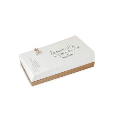 RAUMGESTALT prodotti vari in legno, carta e vetro