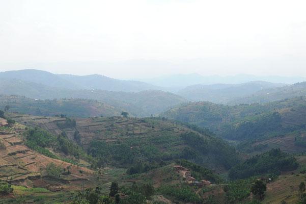 Das Land der 1000 Hügel