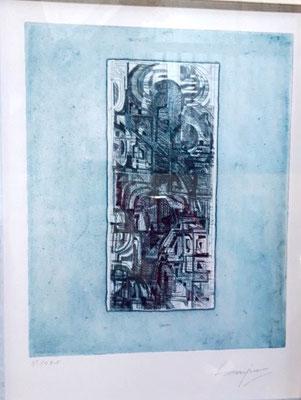 """""""Composition"""" . Paule Danjou"""