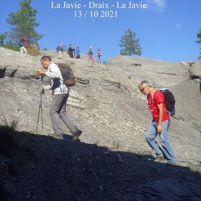 La Javie - Draix - La Javie