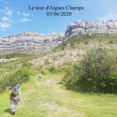 Tour d'Aigues Champs
