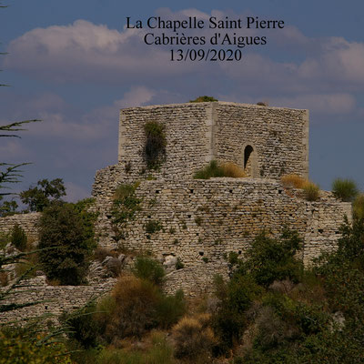 Chapelle Saint Pierre