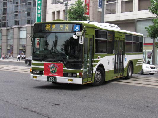 八丁堀~県庁前間