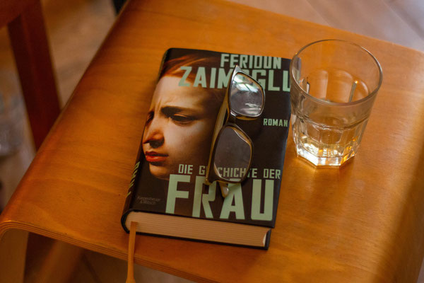 Author Feridun Zaimoglu, book club festival, leseclub, hamburg, Die Geschichte der Frau
