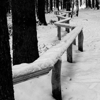 Hansjörg Gäng: Kugel-Schnee