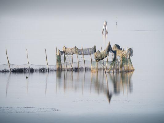 Inge Straub: Langzeitbelichtung Venedig