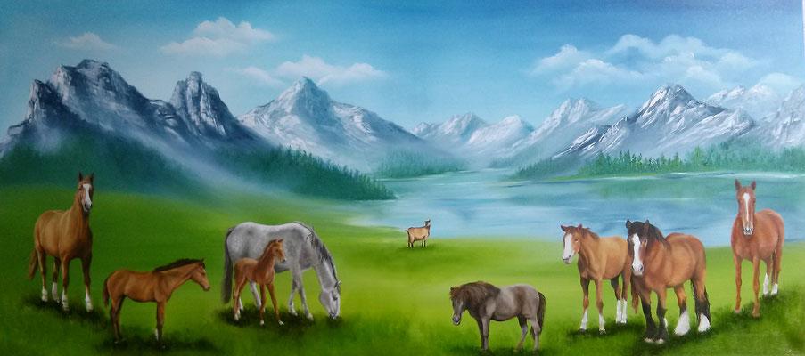 Meine liebsten Pferde