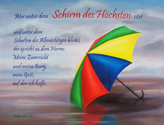 Schirm des Höchsten