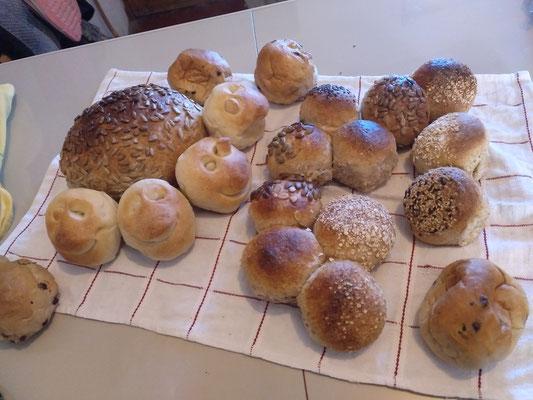 Wie vom deutschen Bäcker.