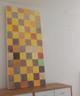 Atelier Henrietta - Augenreise in Braun und Gelb - Bodenständigkeit und Geist