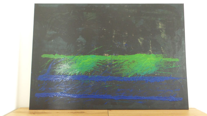 Atelier Henrietta - Back to Black 130x90 cm