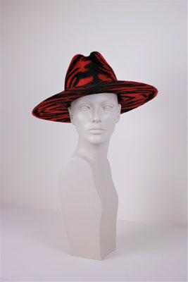 LAPIN FELT HAT - €210 -