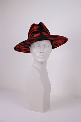 LAPIN FELT HAT - €215 -