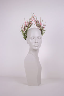 FLOWERS DIADEM (UNIQUE PIECE) - €225 -