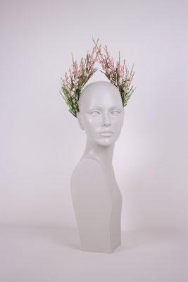 FLOWERS DIADEM (UNIQUE PIECE) - SOLD -