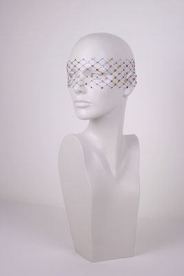 VEIL WITH SWAROVSKI CRYSTALS - €120 -