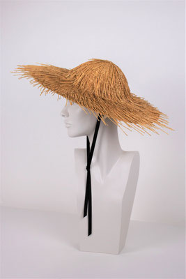 STRAW HAT - €125 -