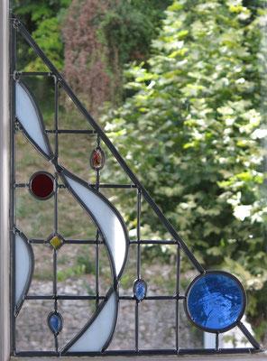 VENDU (coin de fenêtre 45x60 cm à poser contre la vitre)