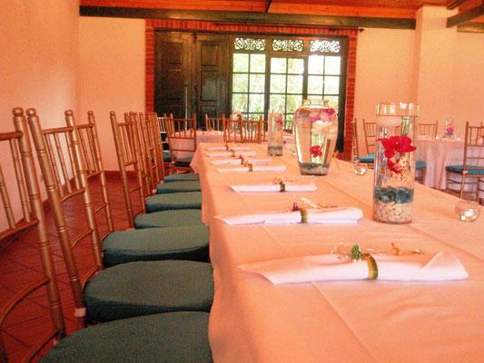 salón para boda en cajicá