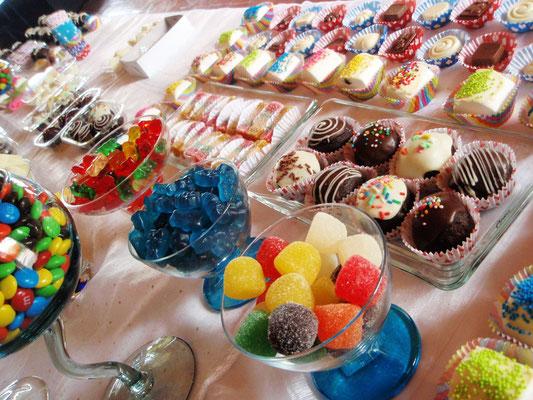 mesa de dulces en cajicá