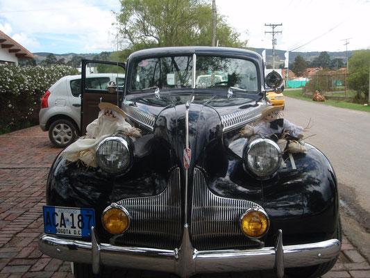 carro para novia en cajicá